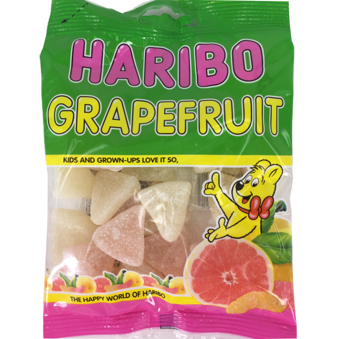 HARIBO GRAPEFRUIT 100g