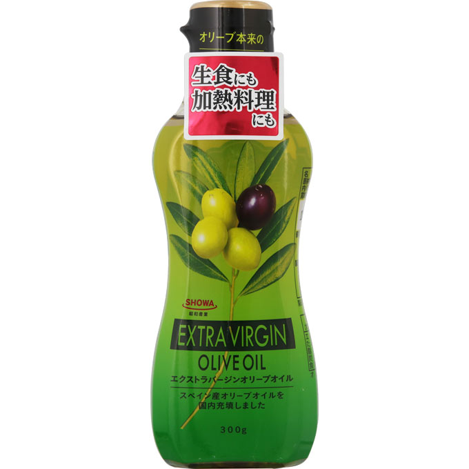 SHOWA EXTRA VIRGIN OLIVE OIL 300g